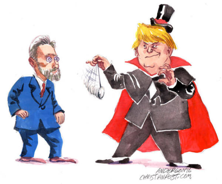 Has Trump Put Jerry Falwell Jr. Under a 'Spell'?