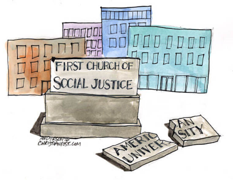The Scary New Religion of Social Justice