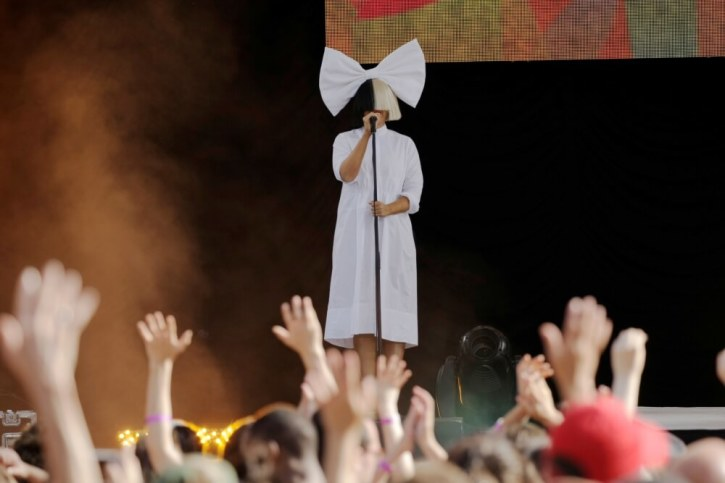 Kanye West's 'Sunday Service' recruits pop star Sia for gospel