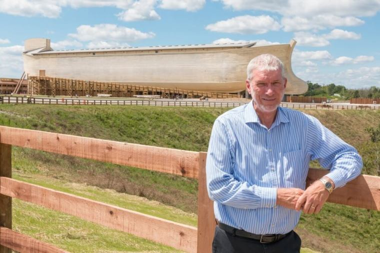 "Ken Ham Discusses New Book, ""Will They Stand: Parenting Kids to Face the Giants,"" and Shares What Led Him to Build Life-Size Replica of Noah's Ark"