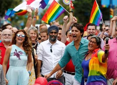 Canada gay pride parade