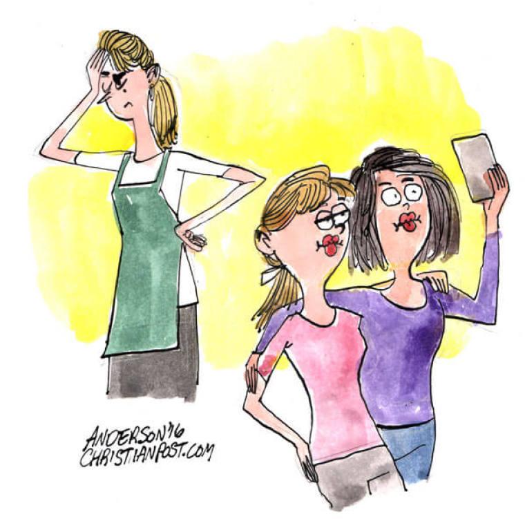 The Vanity of Selfie Culture