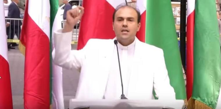 Pastor Saeed Abedini