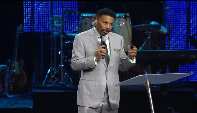 Pastor Tony Evans