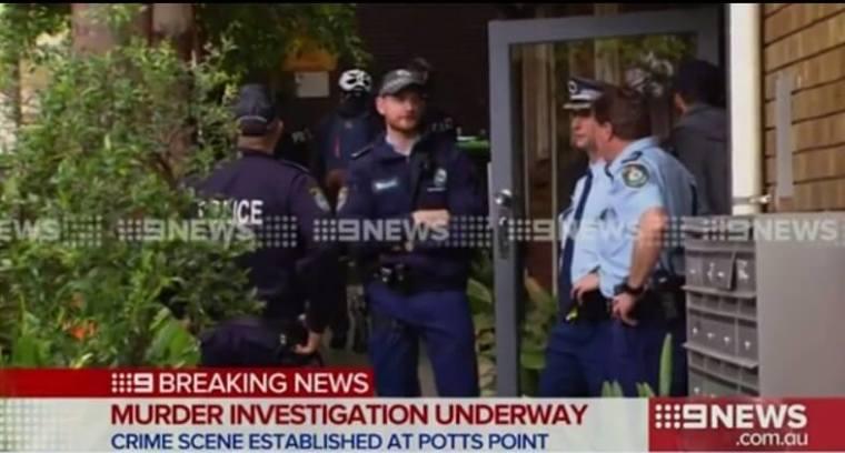 Australian woman killed