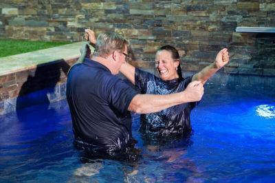 Rick Warren Baptisms