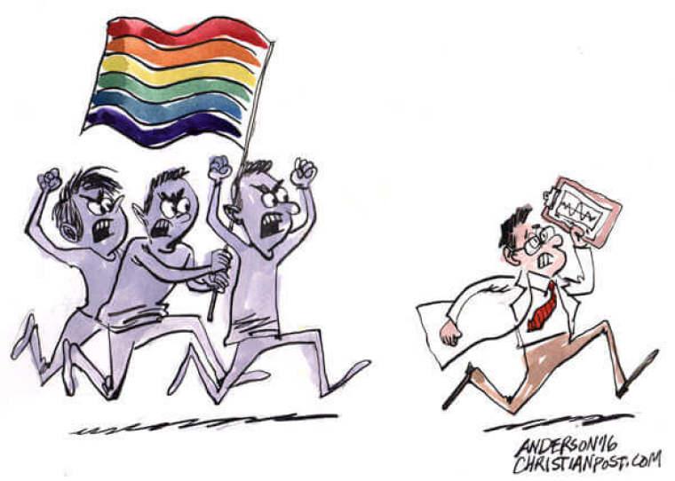 A Scientific Study Runs Afoul of LGBT Politics