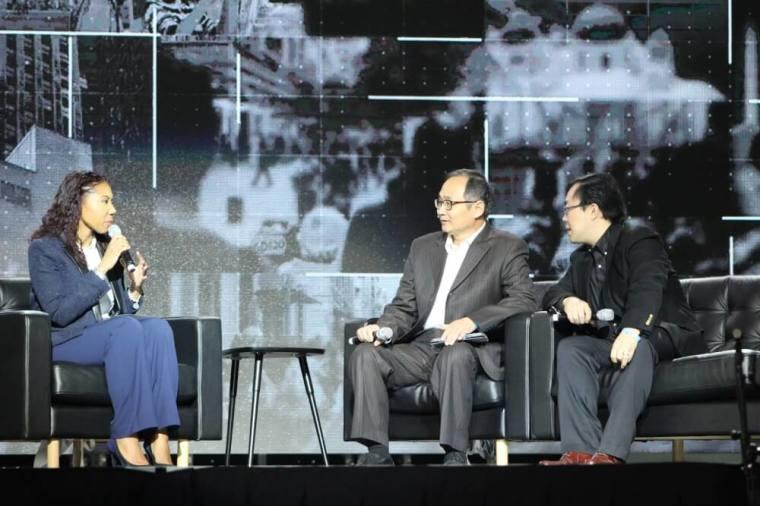 Zhang Heng, Movement Day Global Cities, Abraham Jiang, Ebony Small