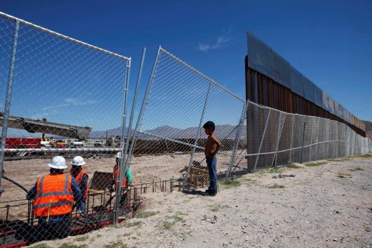 U.S.-Mexico border wall