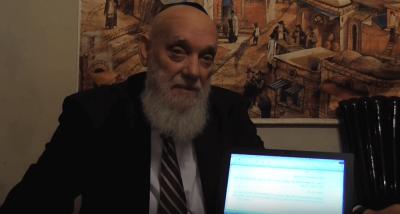 Rabbi Matityahu Glazerson