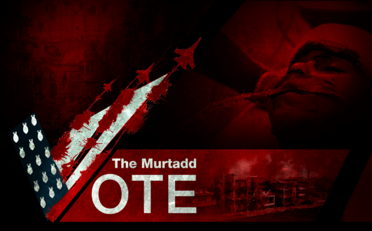 ISIS Threatens to 'Slaughter' Apostate Muslims Who Vote in US