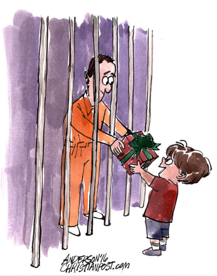 Prison Fellowship Brings Christmas to Children of Convicts