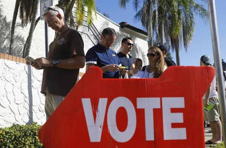Pew Research Report Finds Democrat Voters Who Identify as Christian Has Sharply Declined Since 2008
