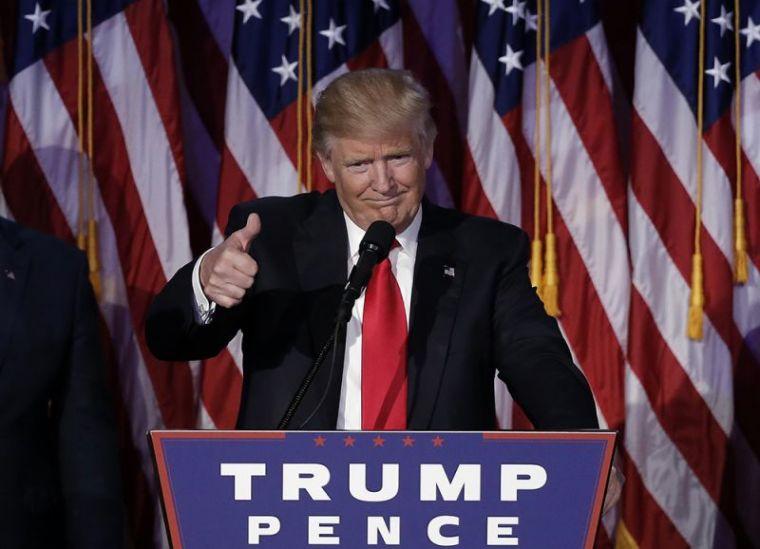 President-elect Donald J Trump