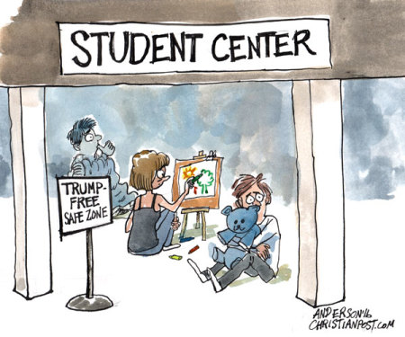 Are College Campus 'Safe Spaces' Safe for Conservative Students? - The  Christian Post
