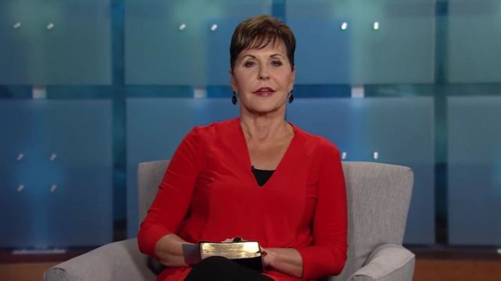 Joyce Meyer admits her views on prosperity, faith were 'out