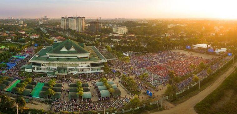 Yangon Love Joy Peace Festival