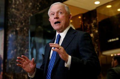 U.S. Senator Jeff Sessions