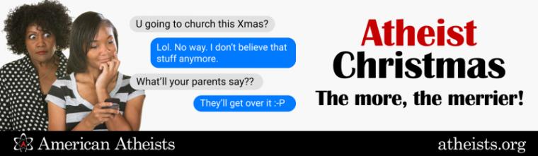 American Atheists billboard