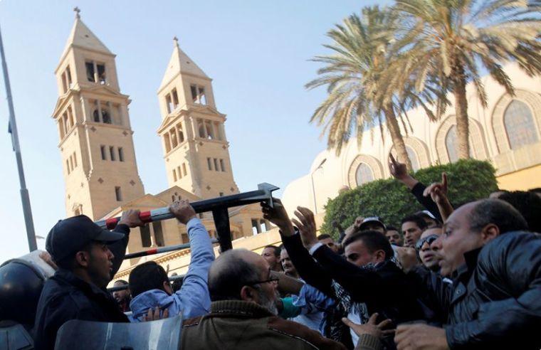 Egypt Coptic church bombing