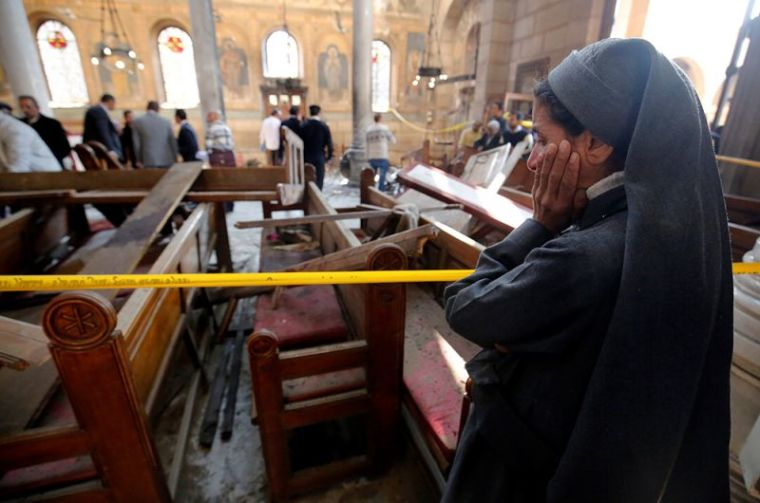 Egyptian Coptic Church bombing