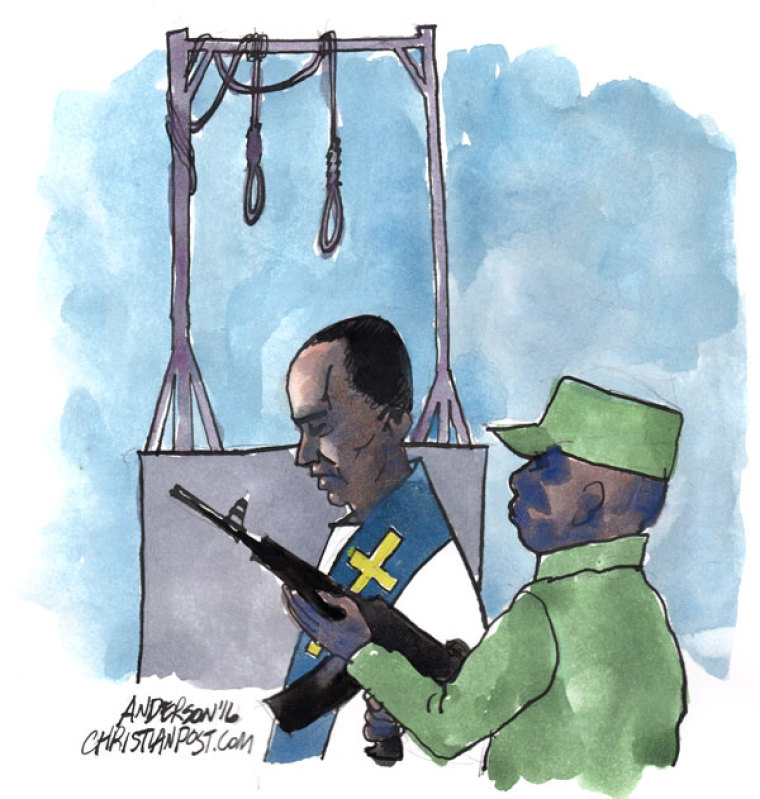 Sudanese Pastors Face the Death Penalty