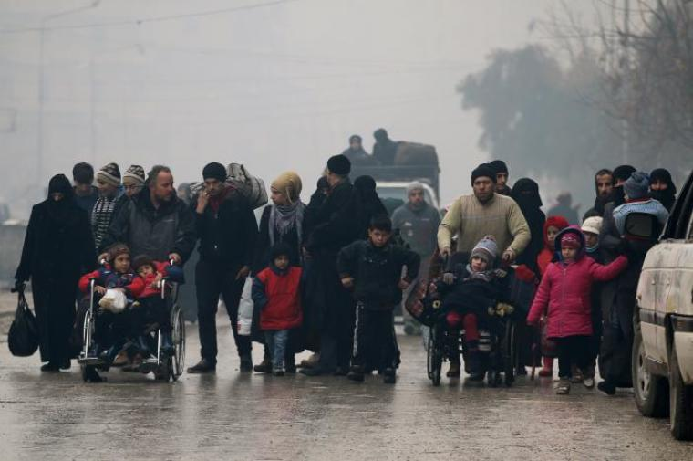 Aleppo Syrians