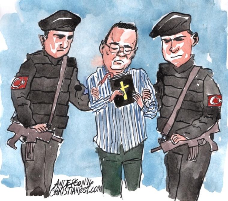 Pastor Andrew Brunson's Ordeal in Turkey