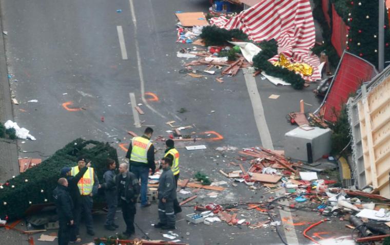 Berlin Christmas Market Terror Attack