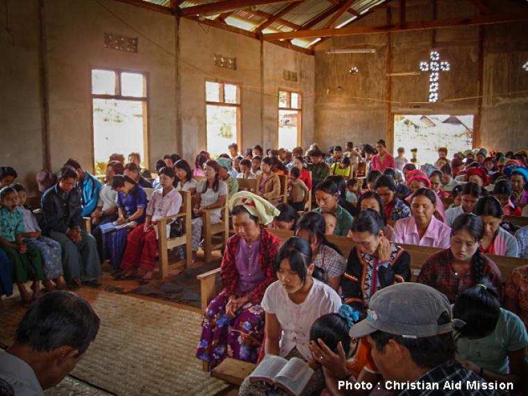 Burma Christians