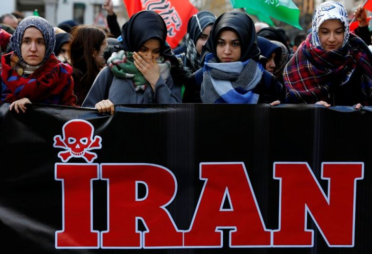 Iran demonstration