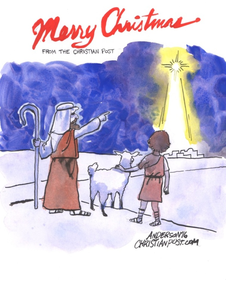 Merry Christmas from the Christian Post