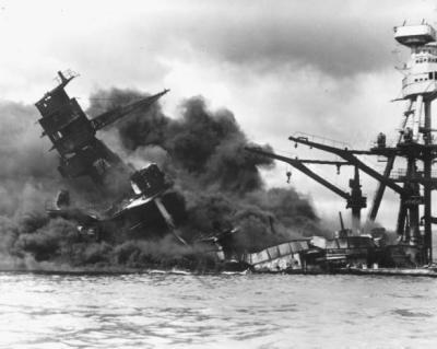 U.S.S. Arizona - Pearl Harbor