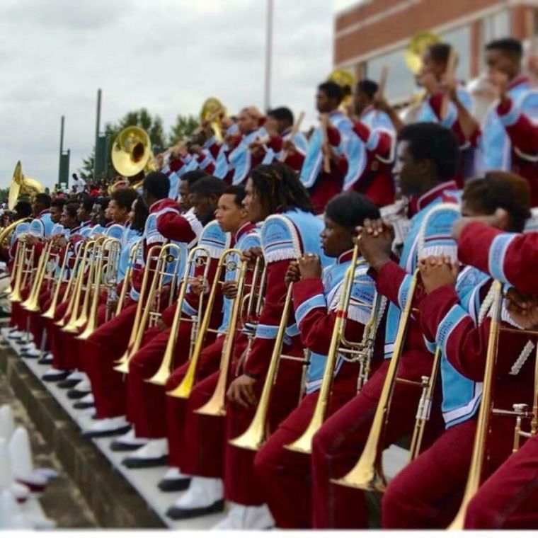 Marching Tornadoes, Talladega College