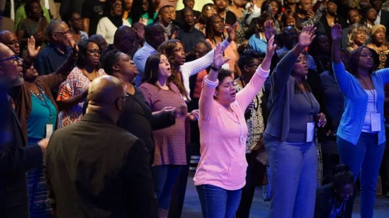Pew Study Finds Most Black Americans Attend Predominantly Black Churches but Want More Racial and Ethnic Diversity in the Congregation