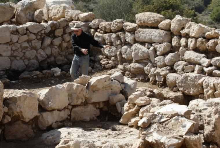 Israel archaeologists