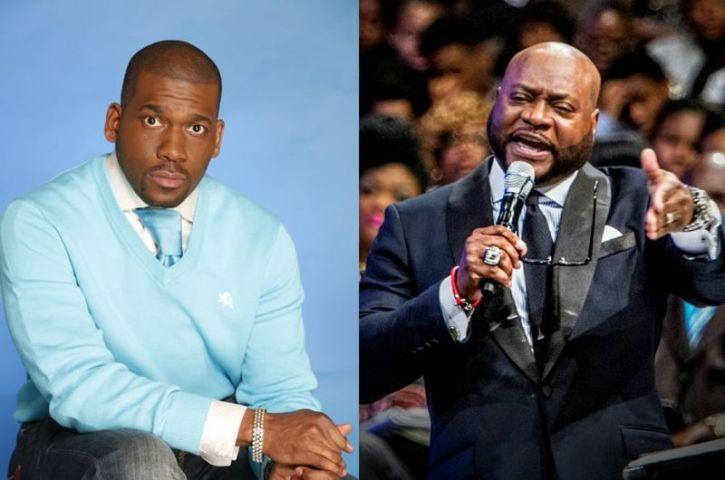 Megachurch pastor Jamal Bryant to lead Eddie Long's New Birth
