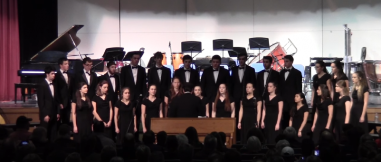 Groton-Dunstable Regional High School Chamber Chorus