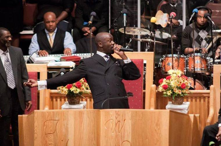Reverend O. Jermaine Simmons