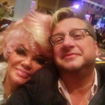 Jan Crouch and Nick Kroger