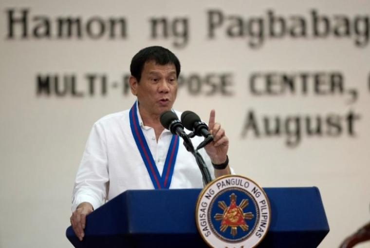 Rodrigo Duterte, Phillipines