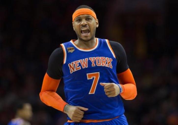 55774c66b Trade rumors surrounding New York Knicks forward Carmelo Anthony have been  rampant.