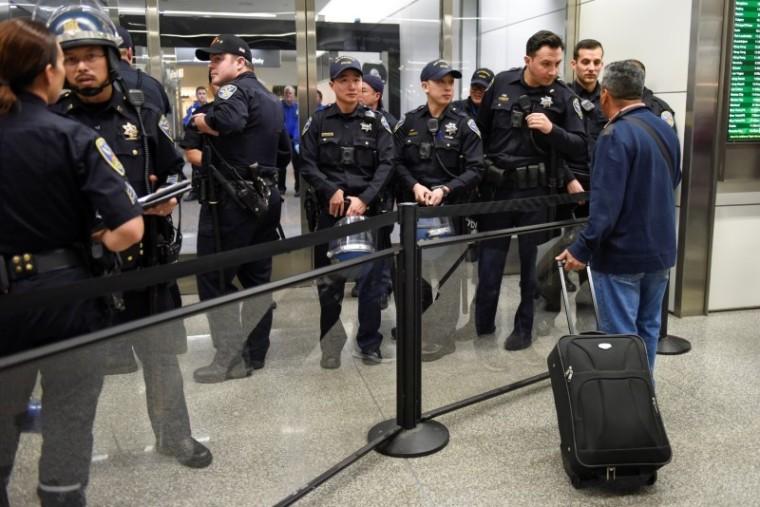 Donald Trump Refugee Travel Ban