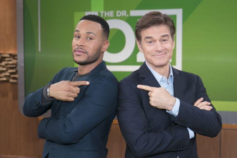 DeVon Franklin and Dr.Oz