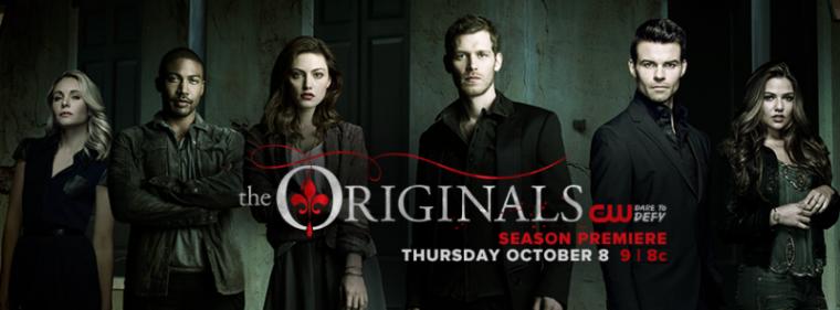 """""""The Originals"""" promo poster"""