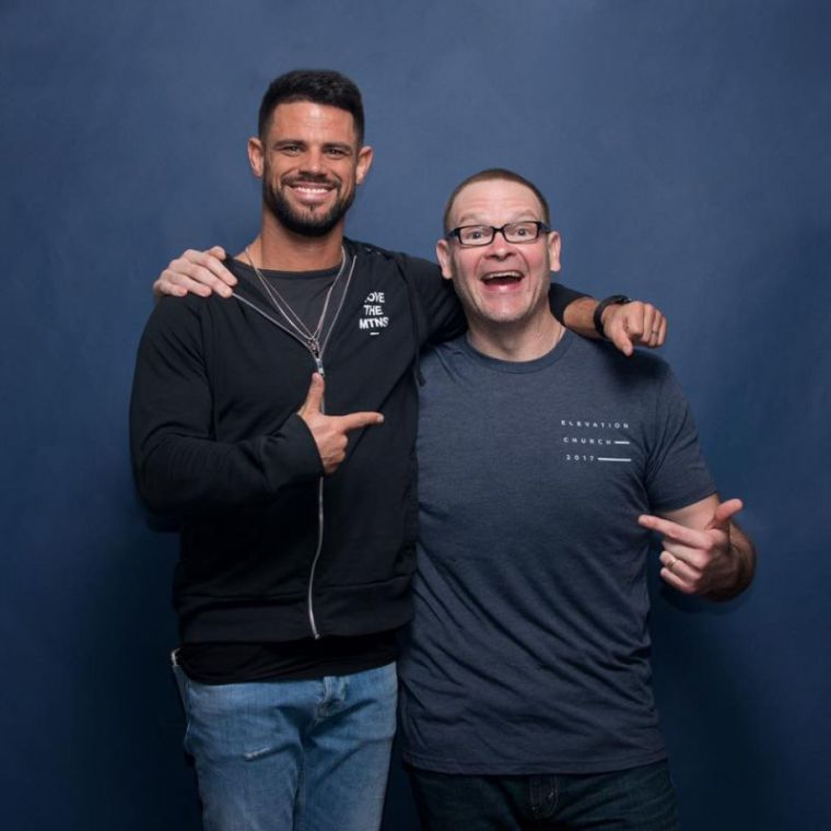 Steven Furtick, Perry Noble