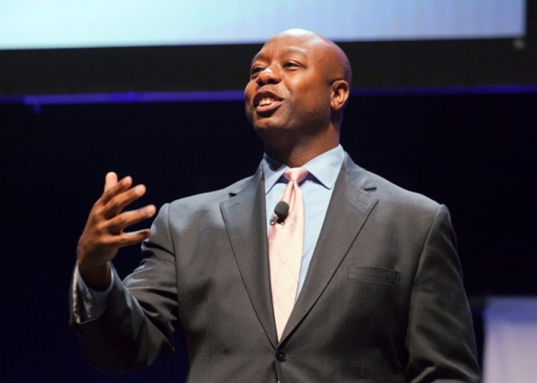Senator Tim Scott Receiving Increased Amount of Racist Threats and Messages as He Leads Republican Police Reform Efforts