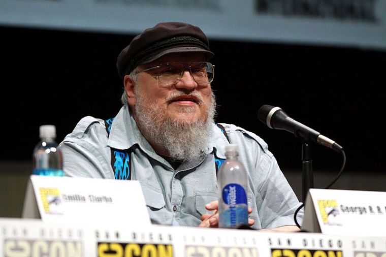 Winds of Winter George R.R. Martin