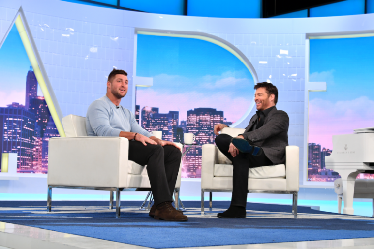 Tim Tebow, Harry Connick Jr.