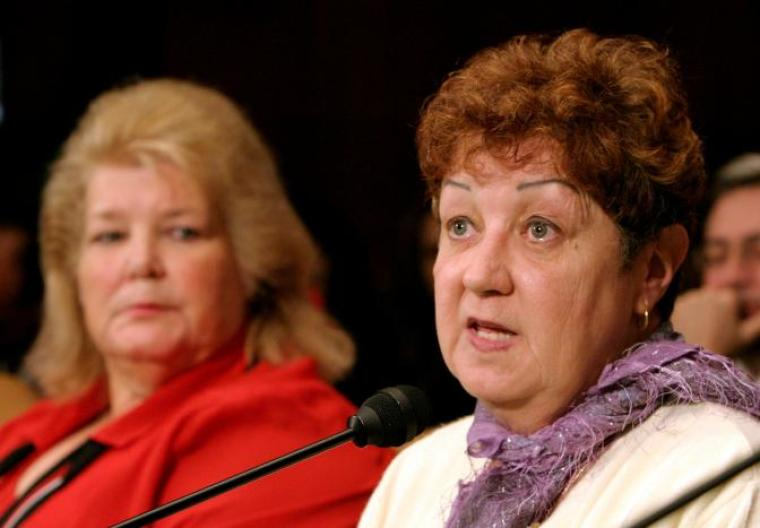 Pro-Life Activists Who Knew Norma McCorvey Say Her Claim That She Was Paid to Change Her Opinion is False